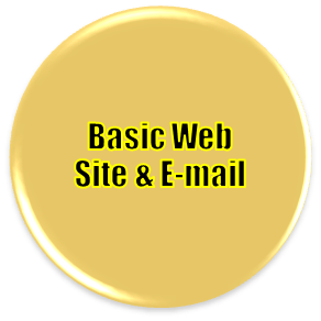 Basic Web Site and E-mail