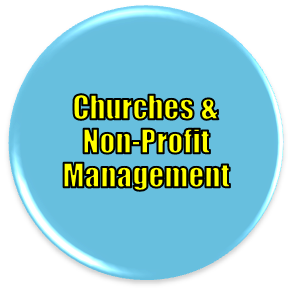 Churches and nonprofit management